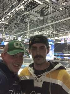 Ty attended New York Islanders vs. Pittsburgh Penguins - NHL on Nov 7th 2019 via VetTix