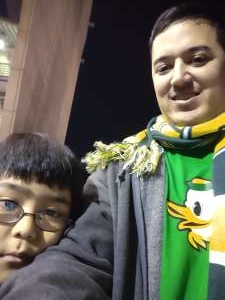 Jason attended University of Oregon Ducks vs. University of Arizona Wildcats - NCAA Football on Nov 16th 2019 via VetTix