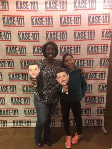 Jennifer attended Kase 101 Birthday Bash - Raised on Country Tour Ft. Chris Young on Nov 7th 2019 via VetTix