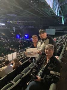 Brian attended Kase 101 Birthday Bash - Raised on Country Tour Ft. Chris Young on Nov 7th 2019 via VetTix