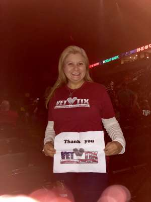 Susanna attended Kase 101 Birthday Bash - Raised on Country Tour Ft. Chris Young on Nov 7th 2019 via VetTix