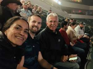 Brenda attended Kase 101 Birthday Bash - Raised on Country Tour Ft. Chris Young on Nov 7th 2019 via VetTix