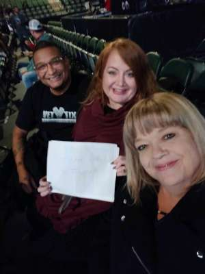 Michael attended Kase 101 Birthday Bash - Raised on Country Tour Ft. Chris Young on Nov 7th 2019 via VetTix