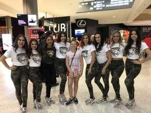 Barbara attended Florida Panthers vs. Washington Capitals - NHL on Nov 7th 2019 via VetTix