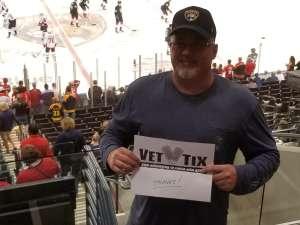Eric attended Florida Panthers vs. Washington Capitals - NHL on Nov 7th 2019 via VetTix