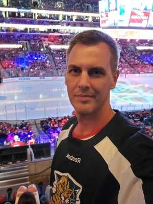 Chris attended Florida Panthers vs. Washington Capitals - NHL on Nov 7th 2019 via VetTix
