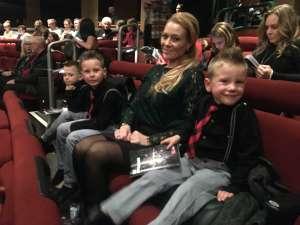 Louis attended Colorado Ballet Performs the Nutcracker - Thursday on Dec 19th 2019 via VetTix