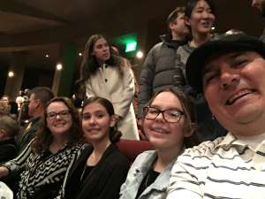 Levi attended Colorado Ballet Performs the Nutcracker - Thursday on Dec 19th 2019 via VetTix