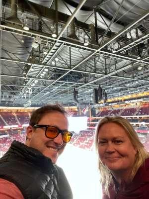 Zachary attended Arizona Coyotes vs. Columbus Blue Jackets - NHL on Nov 7th 2019 via VetTix