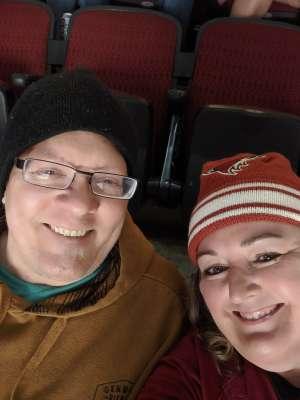 Phylliss attended Arizona Coyotes vs. Columbus Blue Jackets - NHL on Nov 7th 2019 via VetTix
