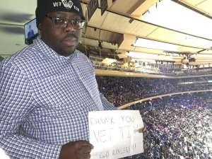 Anthony attended New York Rangers vs. Pittsburgh Penguins - NHL Veteran's Night ** Suite Tickets ** on Nov 12th 2019 via VetTix