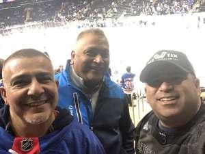 Michael attended New York Rangers vs. Pittsburgh Penguins - NHL Veteran's Night ** Suite Tickets ** on Nov 12th 2019 via VetTix