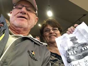 dean attended Grand Canyon University Lopes vs. Northern Iowa Panthers - NCAA Men's Basketball - **1st Responders' Night** on Dec 12th 2019 via VetTix