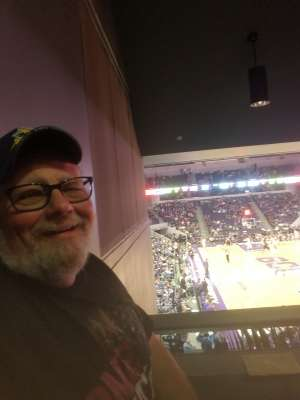 Paul attended Grand Canyon University Lopes vs. Northern Iowa Panthers - NCAA Men's Basketball - **1st Responders' Night** on Dec 12th 2019 via VetTix