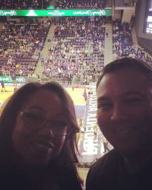 Raphael attended Grand Canyon University Lopes vs. Northern Iowa Panthers - NCAA Men's Basketball - **1st Responders' Night** on Dec 12th 2019 via VetTix