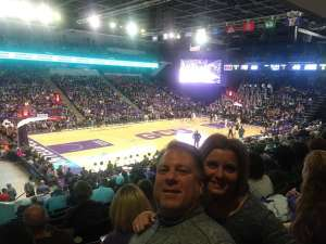 Patrick attended Grand Canyon University Lopes vs. Northern Iowa Panthers - NCAA Men's Basketball - **1st Responders' Night** on Dec 12th 2019 via VetTix