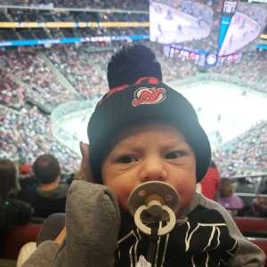 Guillermo attended New Jersey Devils vs. Minnesota Wild - NHL on Nov 26th 2019 via VetTix