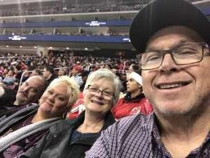 Peter attended New Jersey Devils vs. Minnesota Wild - NHL on Nov 26th 2019 via VetTix