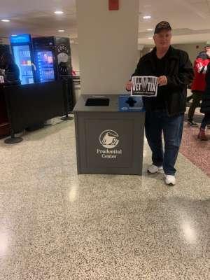 Don H attended New Jersey Devils vs. Minnesota Wild - NHL on Nov 26th 2019 via VetTix
