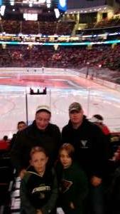 William attended New Jersey Devils vs. Minnesota Wild - NHL on Nov 26th 2019 via VetTix