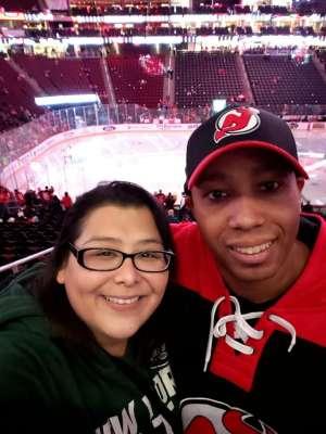 John attended New Jersey Devils vs. Minnesota Wild - NHL on Nov 26th 2019 via VetTix