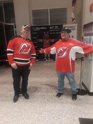 Matthew attended New Jersey Devils vs. Minnesota Wild - NHL on Nov 26th 2019 via VetTix