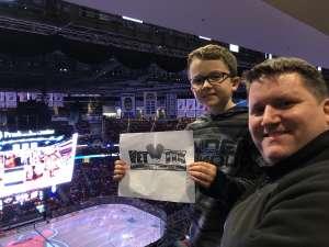 timothy attended New Jersey Devils vs. Minnesota Wild - NHL on Nov 26th 2019 via VetTix