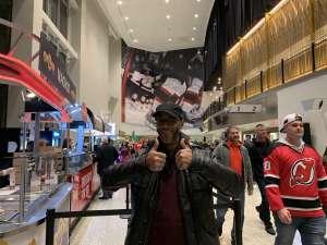 Ron attended New Jersey Devils vs. Minnesota Wild - NHL on Nov 26th 2019 via VetTix