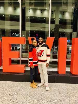 jarrell attended New Jersey Devils vs. Minnesota Wild - NHL on Nov 26th 2019 via VetTix