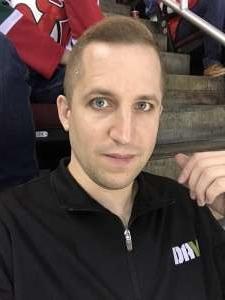 Jeremy B. attended New Jersey Devils vs. Minnesota Wild - NHL on Nov 26th 2019 via VetTix
