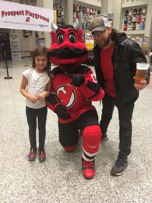 Alexander attended New Jersey Devils vs. Minnesota Wild - NHL on Nov 26th 2019 via VetTix