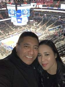 Marco attended Washington Wizards vs. Cleveland Cavaliers - NBA on Nov 8th 2019 via VetTix
