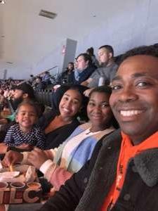 Ernest attended Washington Wizards vs. Cleveland Cavaliers - NBA on Nov 8th 2019 via VetTix