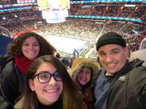 Gilberto attended Washington Wizards vs. Cleveland Cavaliers - NBA on Nov 8th 2019 via VetTix