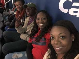 Stacey attended Washington Wizards vs. Cleveland Cavaliers - NBA on Nov 8th 2019 via VetTix