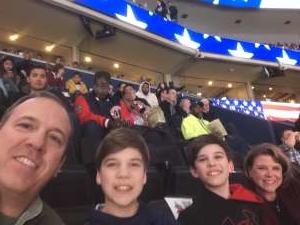 Michael attended Washington Wizards vs. Cleveland Cavaliers - NBA on Nov 8th 2019 via VetTix