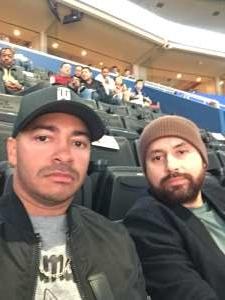 OSCAR G. attended Washington Wizards vs. Cleveland Cavaliers - NBA on Nov 8th 2019 via VetTix