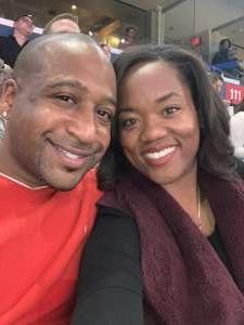 Eboni attended Washington Wizards vs. Cleveland Cavaliers - NBA on Nov 8th 2019 via VetTix