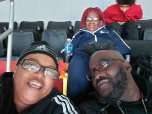 Rhonda attended Washington Wizards vs. Cleveland Cavaliers - NBA on Nov 8th 2019 via VetTix
