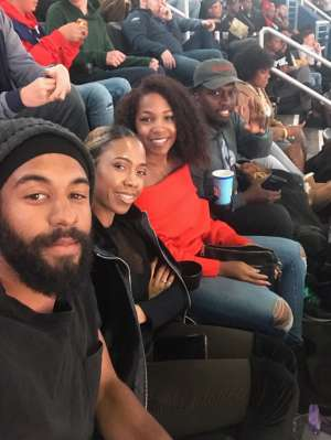 Lisa attended Washington Wizards vs. Cleveland Cavaliers - NBA on Nov 8th 2019 via VetTix
