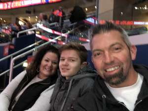 Lance attended Washington Wizards vs. Cleveland Cavaliers - NBA on Nov 8th 2019 via VetTix