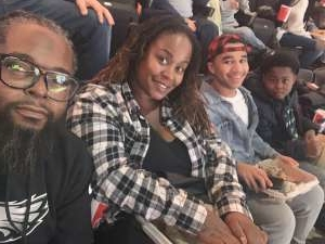 DeWayne attended Washington Wizards vs. Cleveland Cavaliers - NBA on Nov 8th 2019 via VetTix