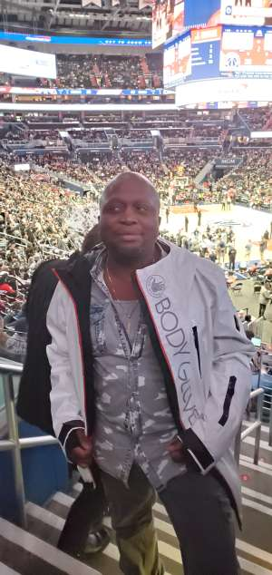 Karlcrew attended Washington Wizards vs. Cleveland Cavaliers - NBA on Nov 8th 2019 via VetTix