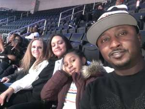Janina attended Washington Wizards vs. Cleveland Cavaliers - NBA on Nov 8th 2019 via VetTix
