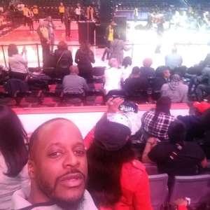 Rajhumar attended Washington Wizards vs. Cleveland Cavaliers - NBA on Nov 8th 2019 via VetTix