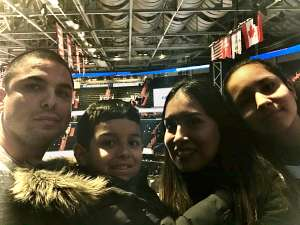 David attended Washington Wizards vs. Cleveland Cavaliers - NBA on Nov 8th 2019 via VetTix