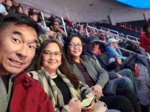 Andy attended Washington Wizards vs. Cleveland Cavaliers - NBA on Nov 8th 2019 via VetTix