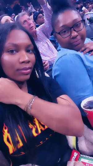 Andrea attended Washington Wizards vs. Cleveland Cavaliers - NBA on Nov 8th 2019 via VetTix