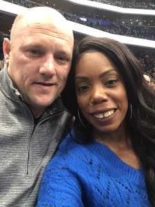 Micheal attended Washington Wizards vs. Cleveland Cavaliers - NBA on Nov 8th 2019 via VetTix