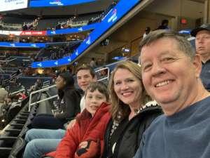 Neil attended Washington Wizards vs. Cleveland Cavaliers - NBA on Nov 8th 2019 via VetTix